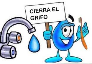 Econotas cuidado del agua for Llave de regadera no cierra