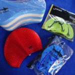 Accessories for swimming
